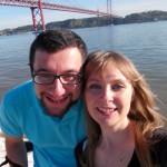 Mit Ibo in Lissabon